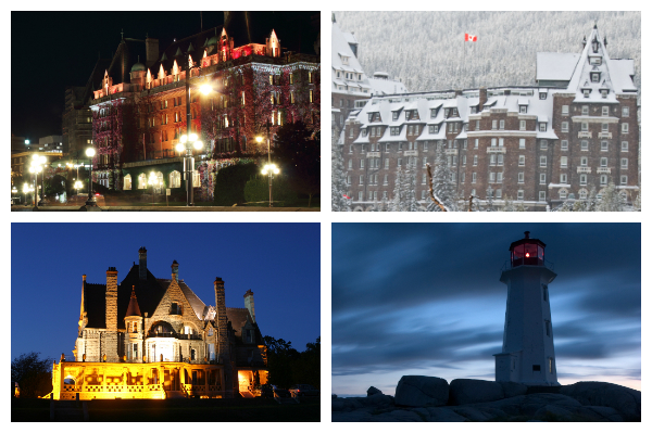 Spooking Canadian destinations | Sheknows.ca