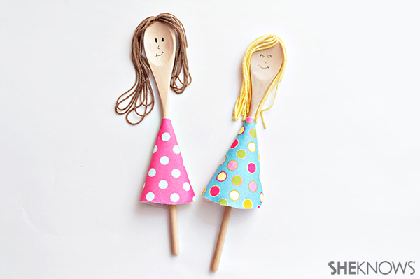 Spoon dolls | Sheknows.com