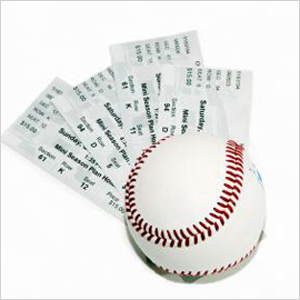 Mother's Day gift - Baseball tickets