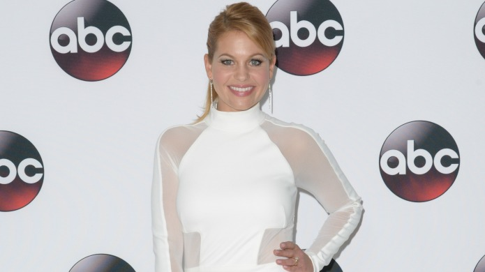 Candace Cameron Bure reveals the real