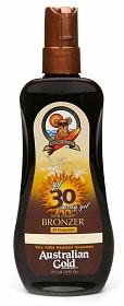 Australian Gold Spray Gel With Instant Bronzer SPF 30, $6.39 at drugstore.com
