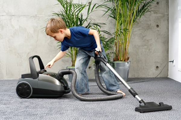 Spring cleaning - get the kids to help!