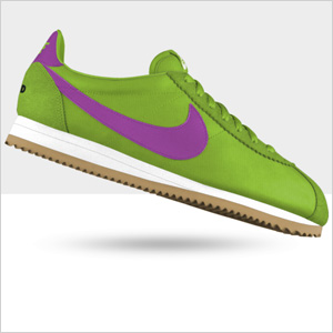 CorteziD in Green by Nike