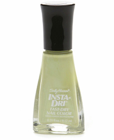 Sally Hansen Insta-Dry Fast Dry Nail Color in Chartreuse Chase