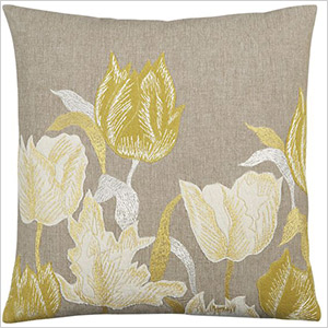 spring crate and barrel pillow