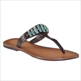 Gallaz Varija sandals (Santini, $30)
