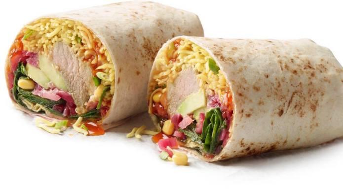 The Ramen Burrito and 6 more