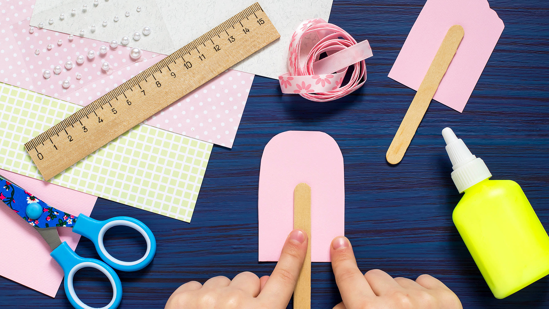 11 Fun Summer Crafts Activities For Kids Sheknows