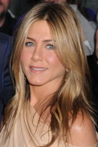 Jennifer Aniston playing against type in