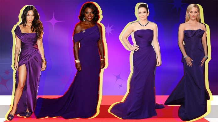 Every Celebrity Who Has Worn Ultra-Violet