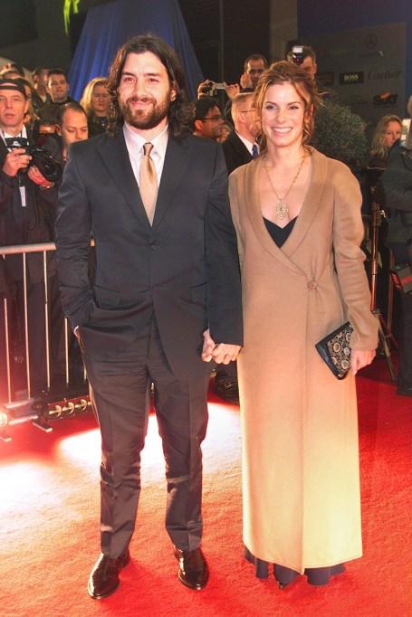 Sandra Bullock and Bob Schneider