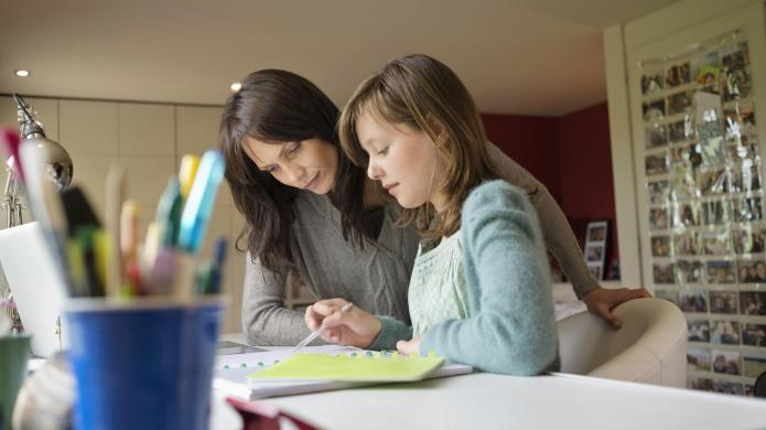 How to schedule a homeschool day