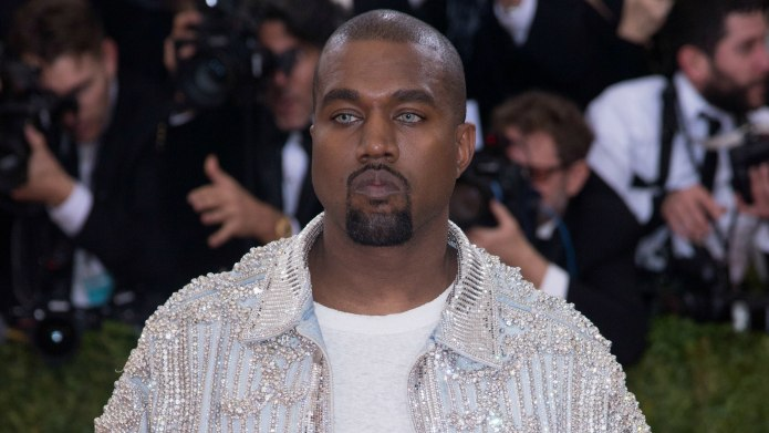 Kanye West Actually Might Not Remember