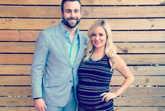 Emily Maynard and Tyler Johnson welcome