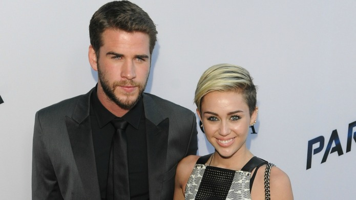 Mystery solved! Photo confirms Miley Cyrus