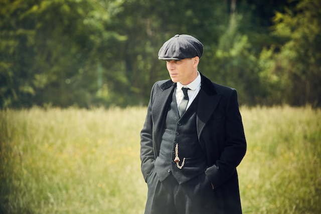 A still from 'Peaky Blinders'