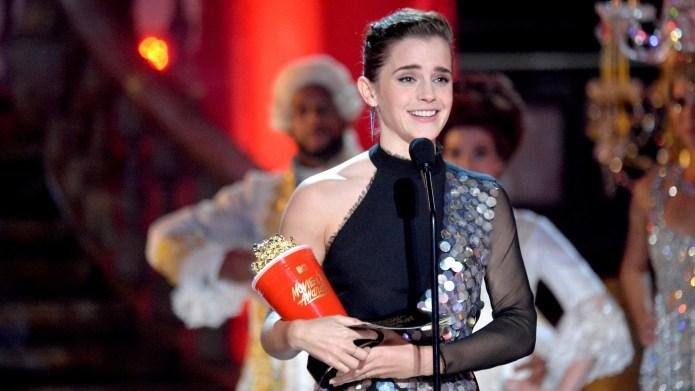 Emma Watson's MTV Awards Speech on