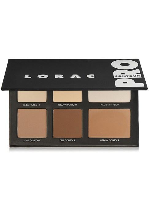 Contour Palettes For Almost Every Skin Tone: Lorac Pro Contour Palette with Contour Brush   Summer Makeup 2017