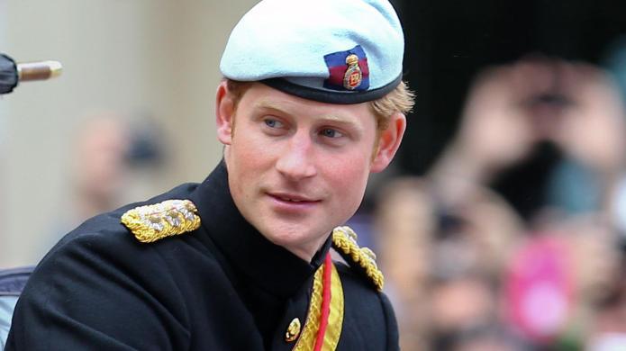 Happy birthday, Prince Harry! The royal