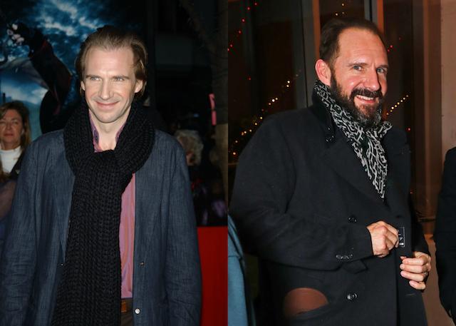 'Harry Potter' Cast: Then & Now: Ralph Fiennes