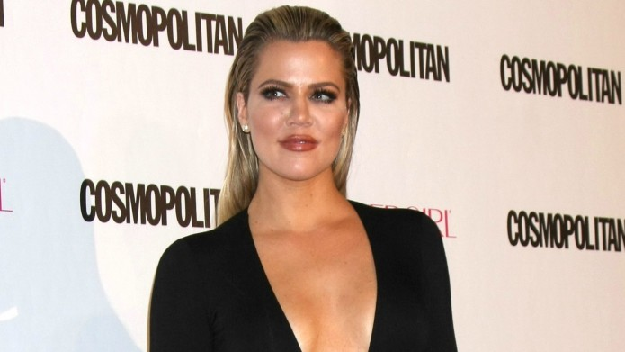 Khloé Kardashian reveals just how much