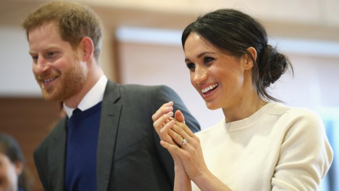Here's Why Meghan Markle & Prince