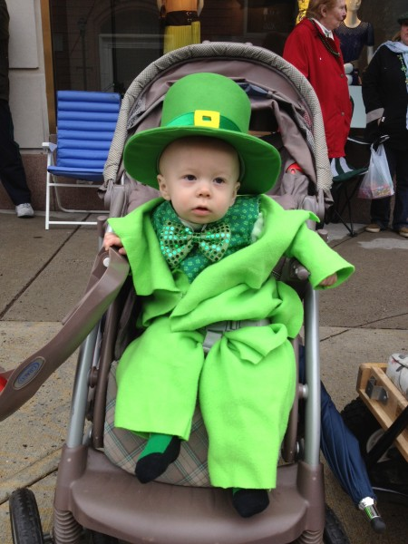 The 12 Most Festive Kids Youll See On St Patricks Day Sheknows