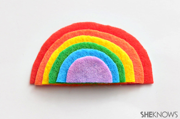 St. Patrick's day magents | Sheknows.com - rainbow finished