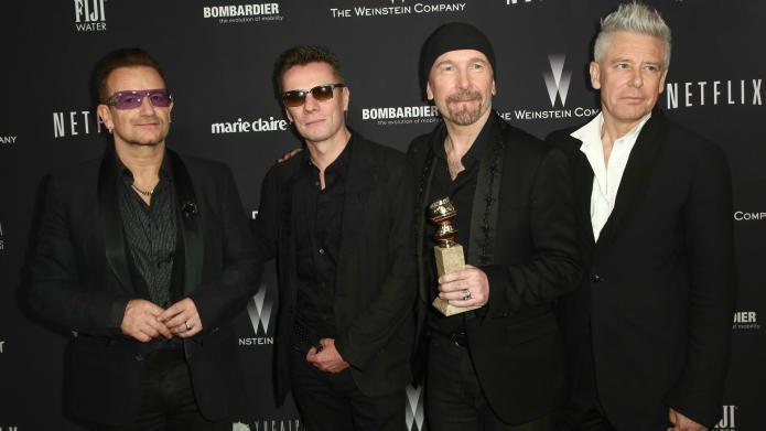 Oops! Bono explains the U2 iTunes