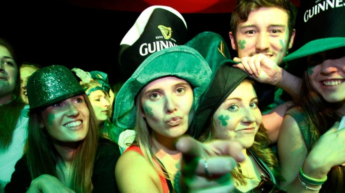 10 Craziest St. Patrick's Day parties