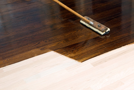 How To Stain Your Wooden Floors Sheknows
