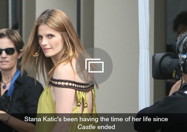 Stana Katic slideshow