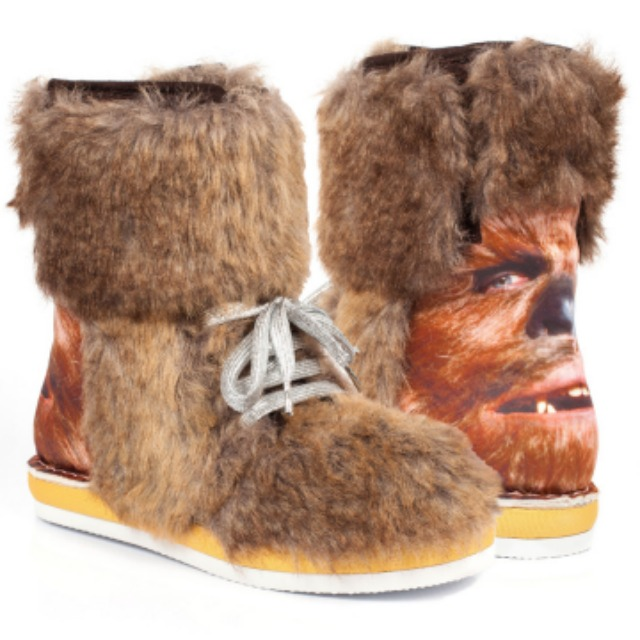Chewbacca Shoes