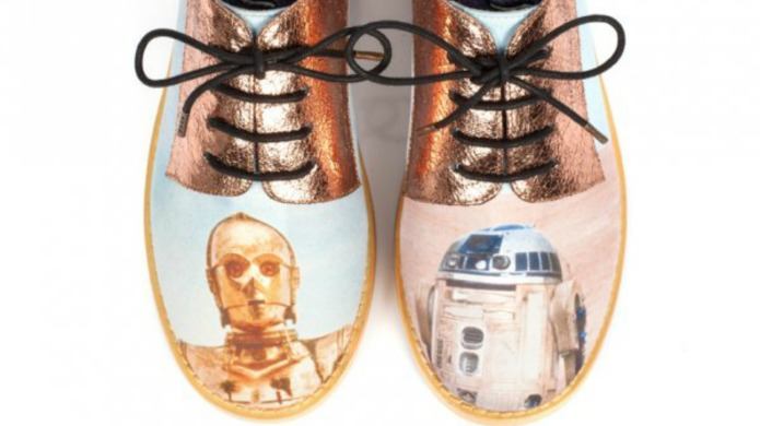 Feel the force of this footwear