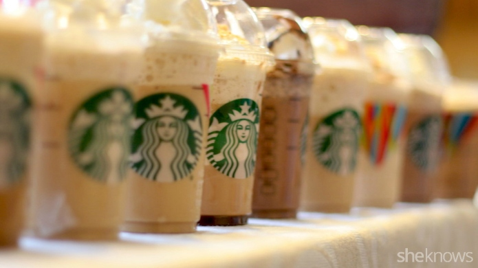 We ranked 9 Starbucks Frappuccino flavors
