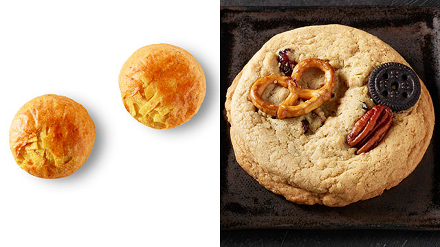 New Starbucks sous vide and kitchen sink cookie