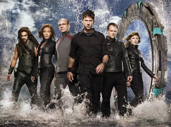 Stargate Atlantis season 5 cast: Jason Momoa, Rachel Luttrell, Robert Picardo, Joe Flanigan, David Hewlett, Jewel Staite