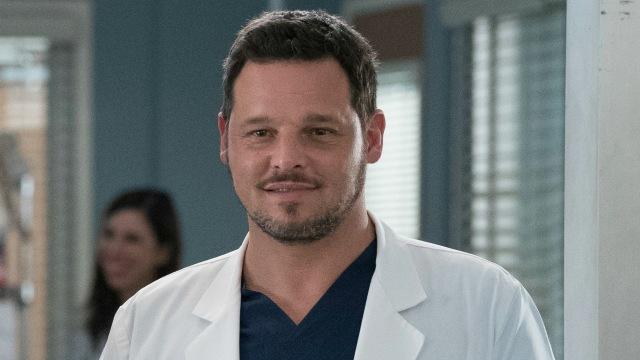 Grey's Anatomy Alex