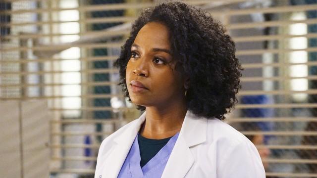Grey's Anatomy Stephanie
