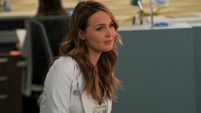 Grey's Anatomy Jo