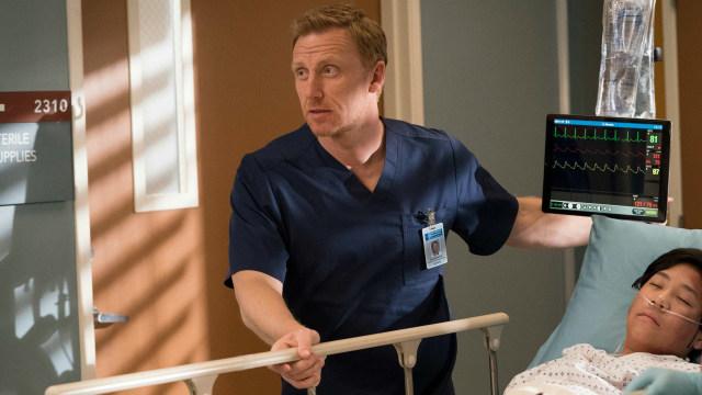 Grey's Anatomy Owen
