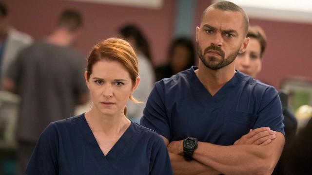 Grey's Anatomy April