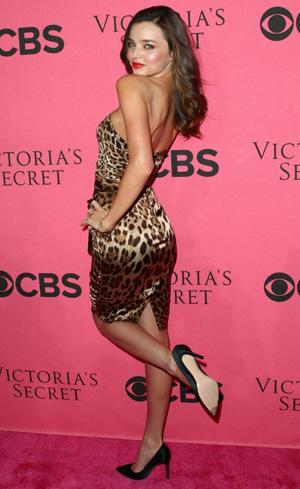 Miranda Kerr -- Animal magnetism