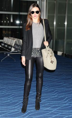 Miranda Kerr -- Uptown cool