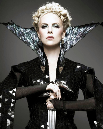 Snow White And The Huntsman -- Charlize Theron