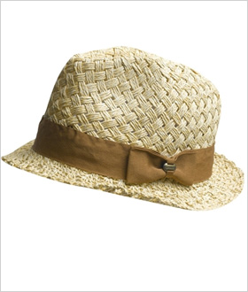 Element Eden Tiki Fedora, $29.50