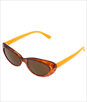 Betsy Johnson Cat-Eye Sunglasses, $47.99