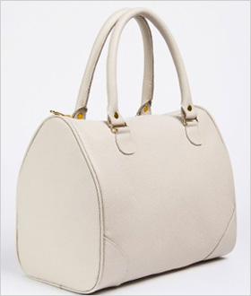 American Apparel Leather Everyday Bag, $145.00