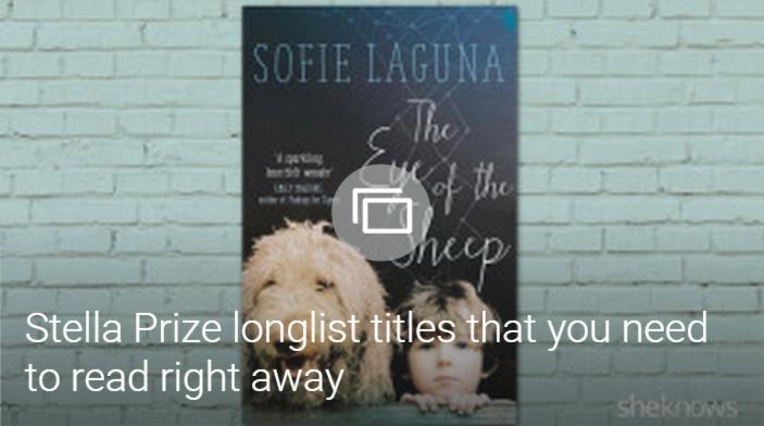 Stella Prize Longlist Books