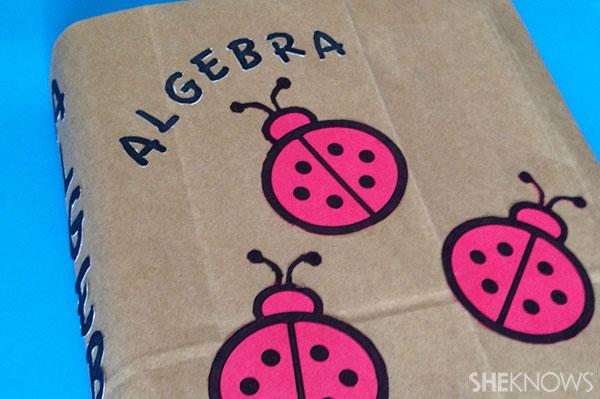 Diy Paper Bag Schoolbook Covers Sheknows